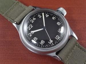 エルジン ミリタリー アメリカ陸軍航空隊 タイプA-11 24時間時計 1940年代