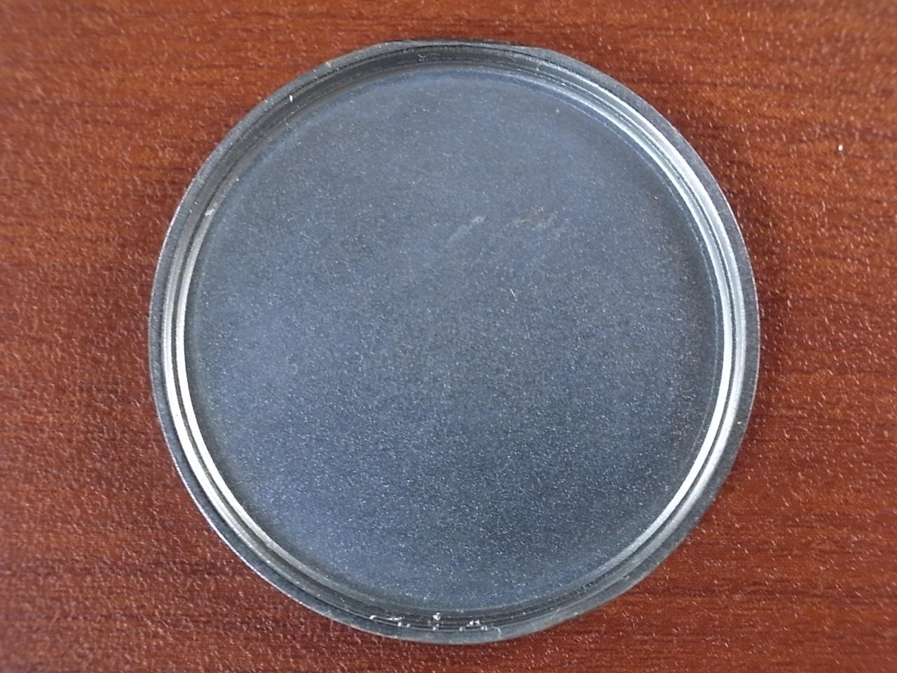 カーノ アールデコ ブラックミラーダイアル N.O.S. ドイツ時計 1930年代の写真6枚目