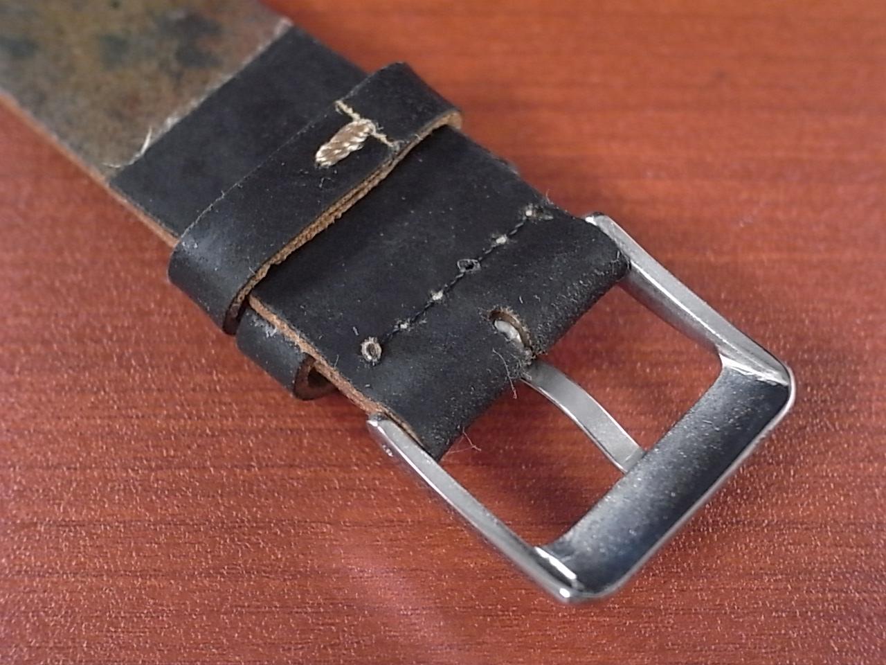 ホーウィン コードバン レギュラーA ブラック 20mmの写真4枚目