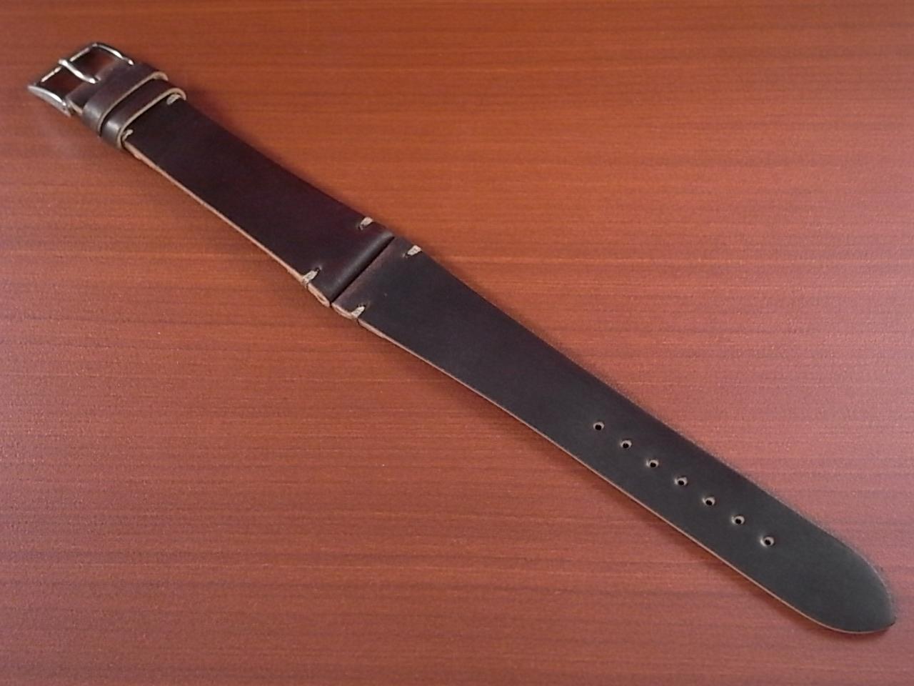 ホーウィン コードバン レギュラーA バーガンディ 20mmのメイン写真