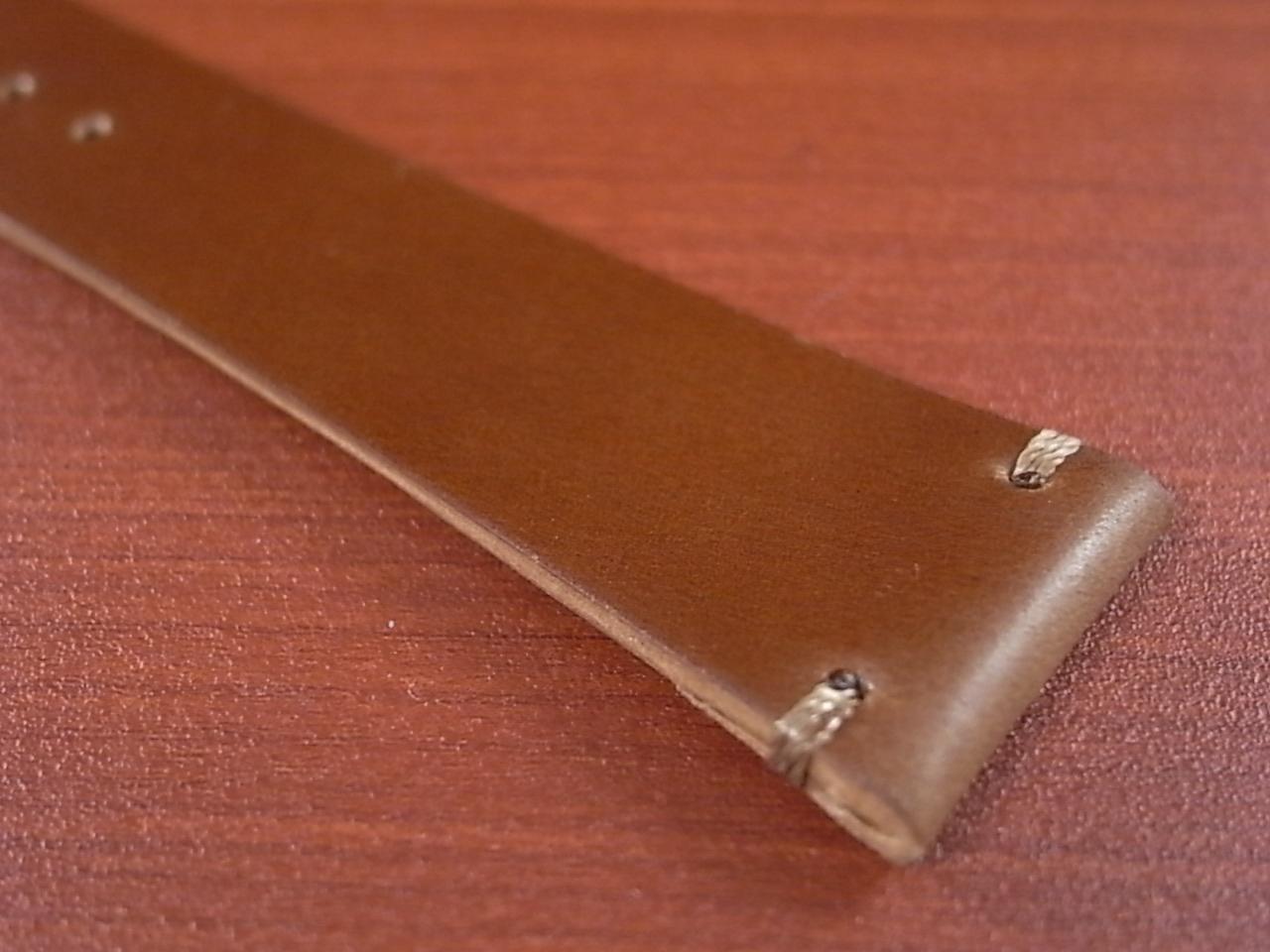 ホーウィン コードバン レギュラーA ウィスキー 20mmの写真6枚目