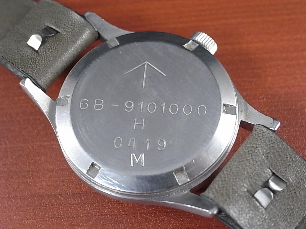 ハミルトン 軍用時計 ロイヤルエアフォース ラウンド 6B 1960年代の写真4枚目