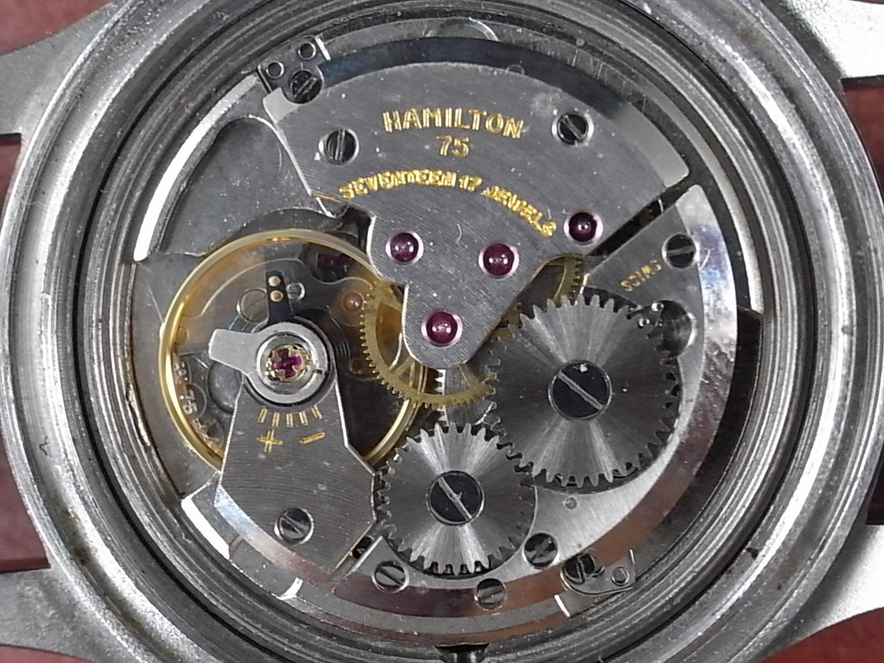 ハミルトン 軍用時計 ロイヤルエアフォース ラウンド 6B 1960年代の写真5枚目