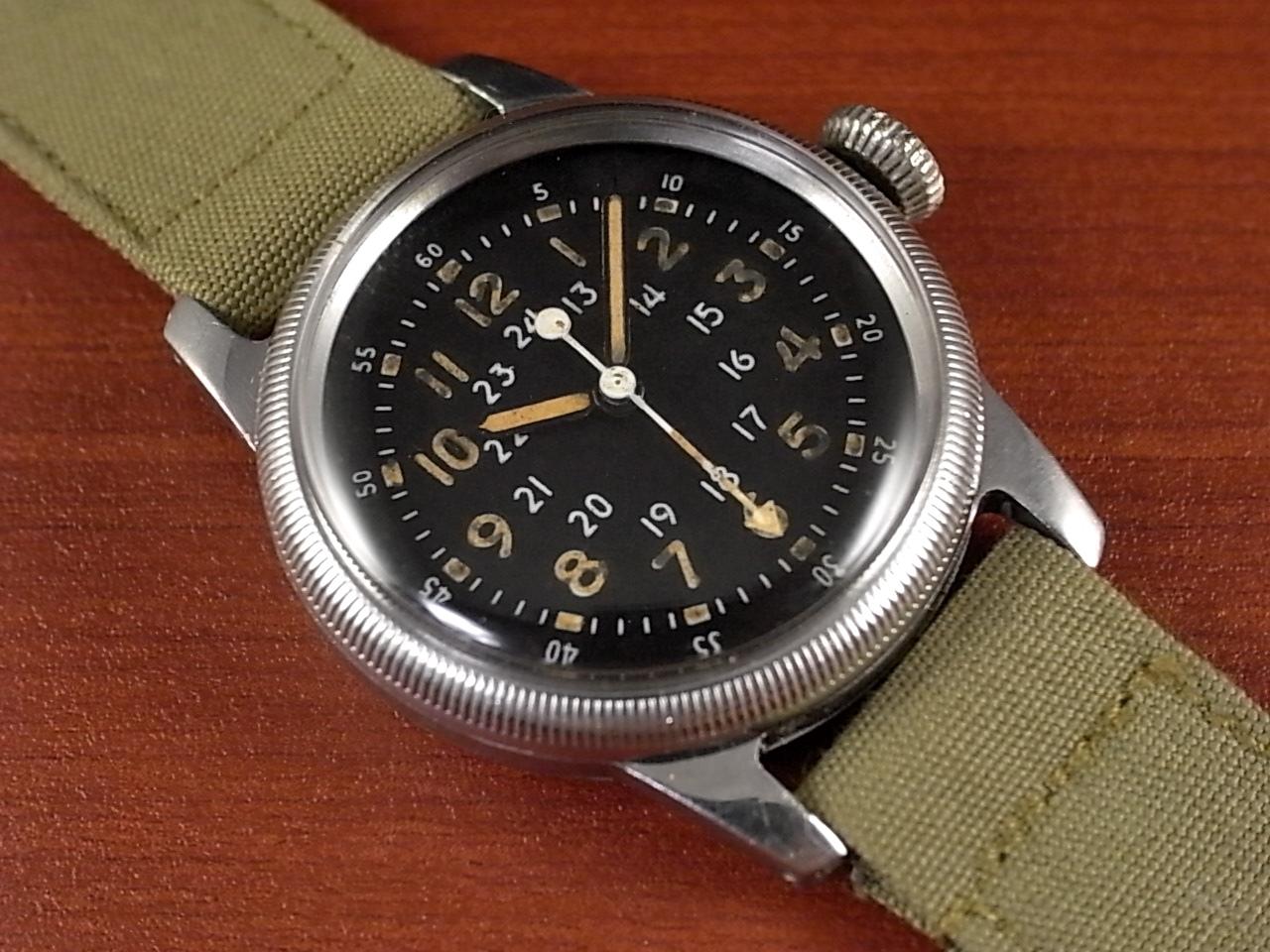 ウォルサム 軍用時計 米軍 タイプA-17 1950年代のメイン写真