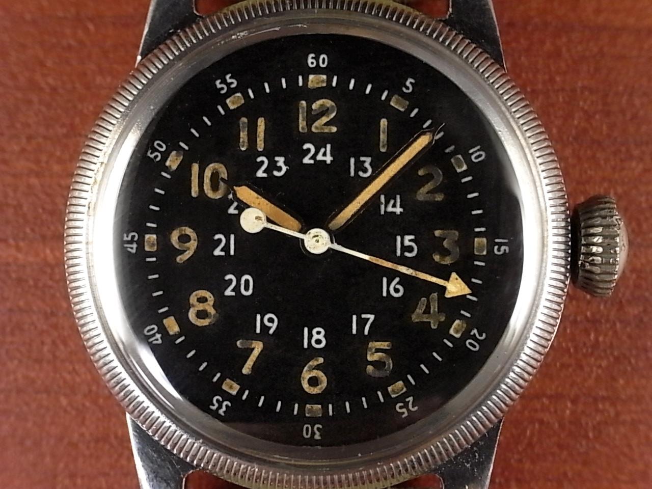 ウォルサム 軍用時計 米軍 タイプA-17 1950年代の写真2枚目