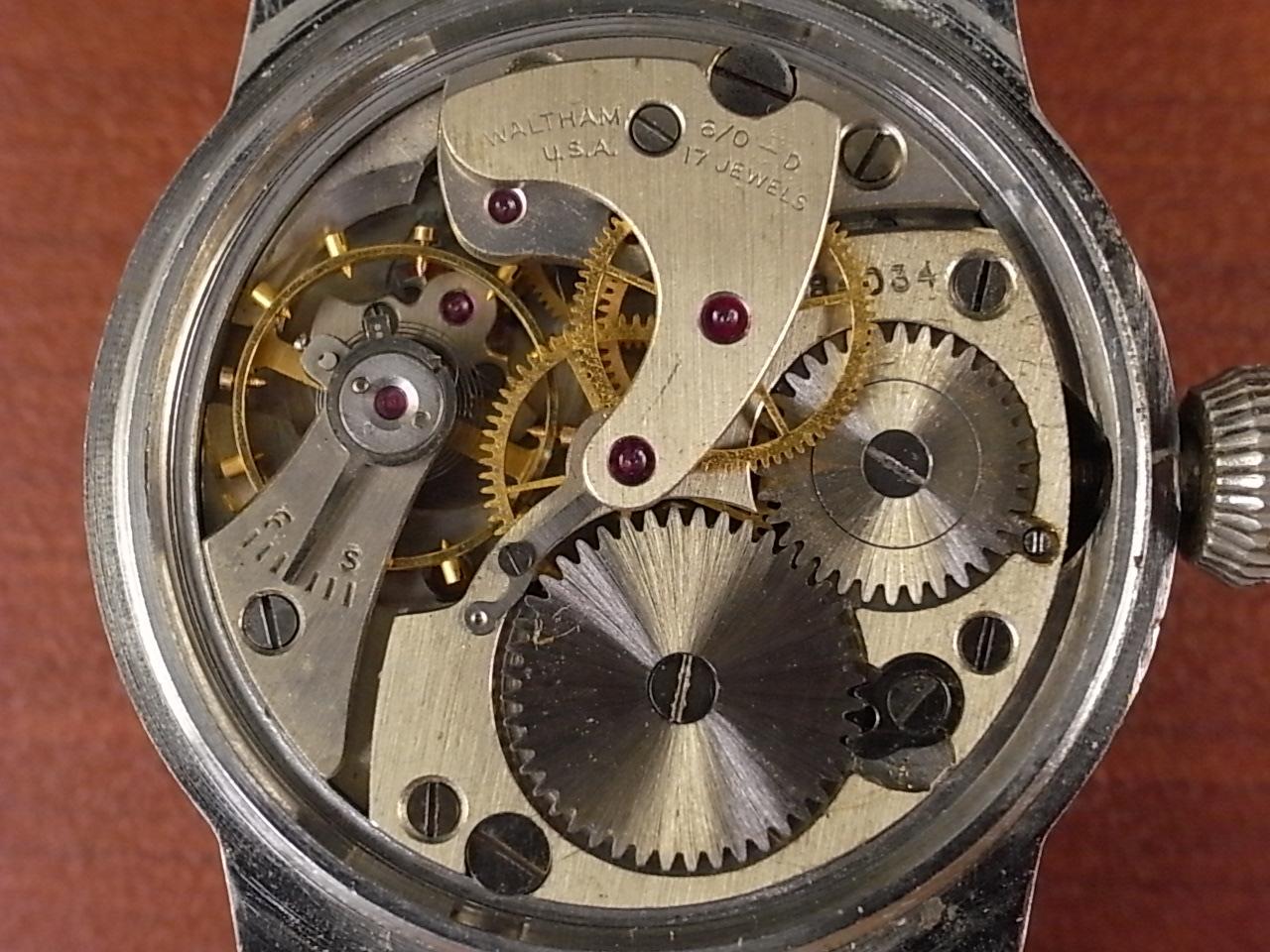 ウォルサム 軍用時計 米軍 タイプA-17 1950年代の写真5枚目