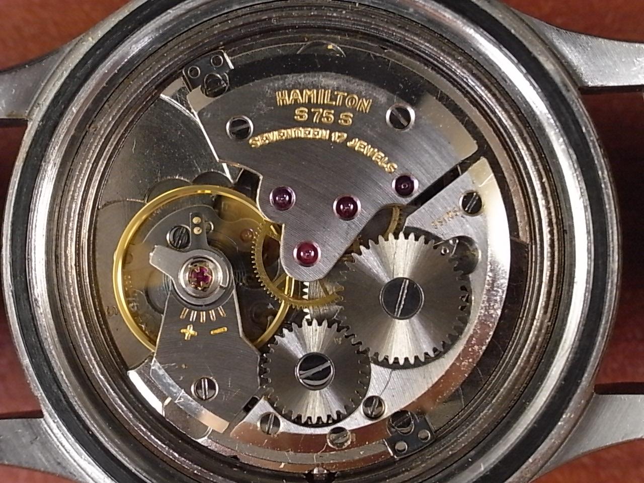 ハミルトン G.S. トロピカライズド ミリタリースペック ニアミント 1960年代 の写真5枚目