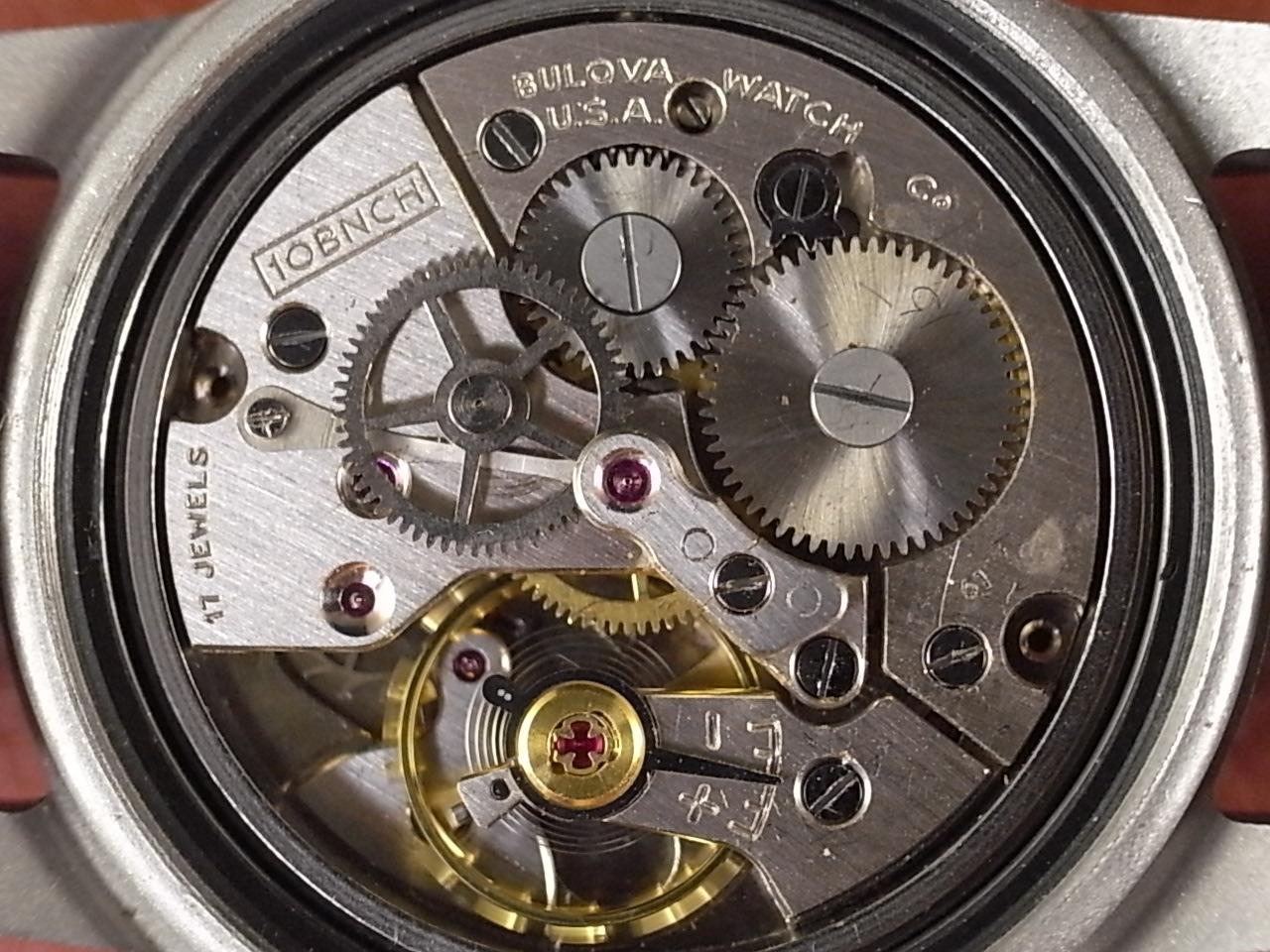ブローバ 軍用時計 米軍 MIL-W-3818A ニアミント 1950年代の写真5枚目