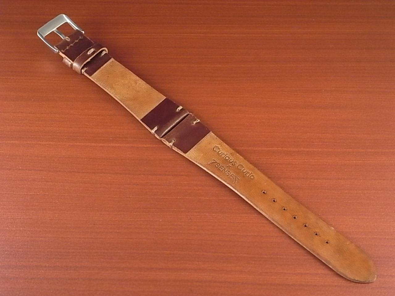 ホーウィン コードバン レギュラーA No.4(赤茶) 18mmの写真2枚目