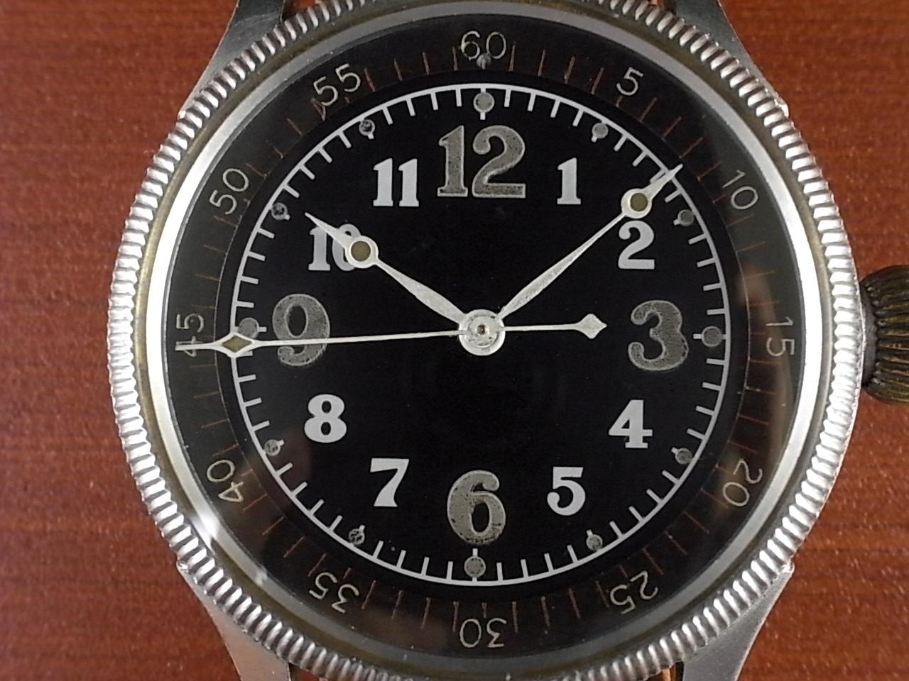 精工舎 旧日本海軍航空隊 天測時計 第二次世界大戦 1940年代の写真2枚目