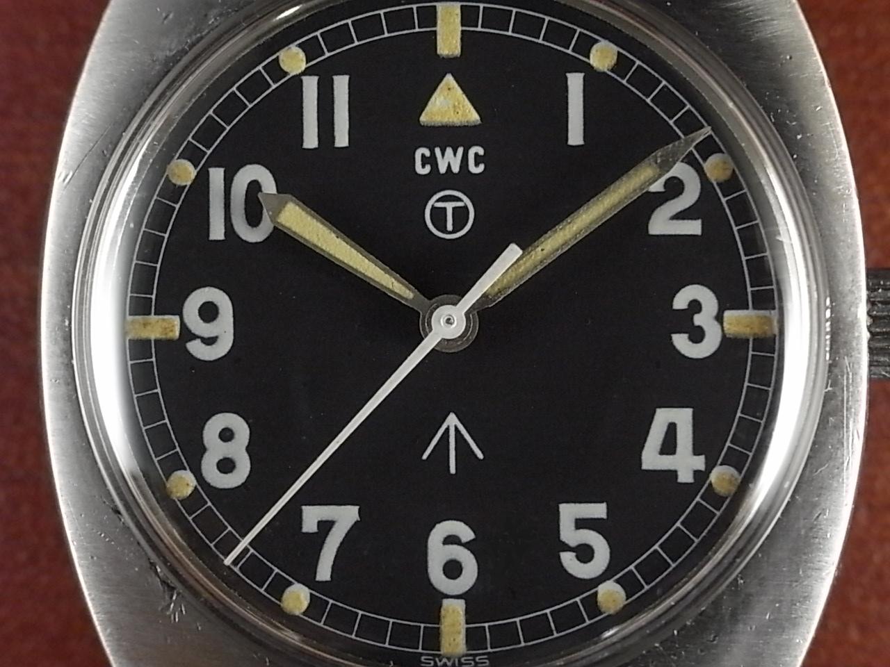 CWC ミリタリー イギリス空軍 6BB  トノーケース 1970年代の写真2枚目