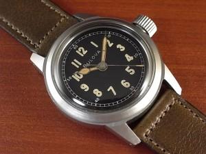 ブローバ ミリタリー 米軍 MIL-W-3818A ミントコンディション 1960年代