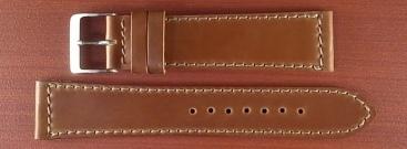 ホーウィン コードバン レギュラーB ウィスキー 18、20mm