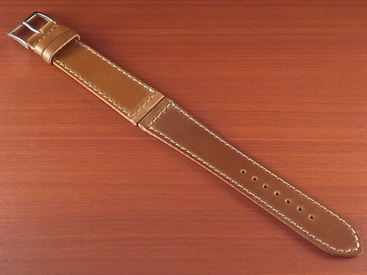 ホーウィン コードバン レギュラーB ウィスキー 18、20mmのメイン写真