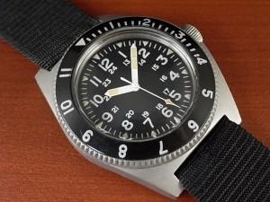 ベンラス ミリタリー タイプⅡクラスA 特殊部隊ダイバーズウォッチ 1970年代