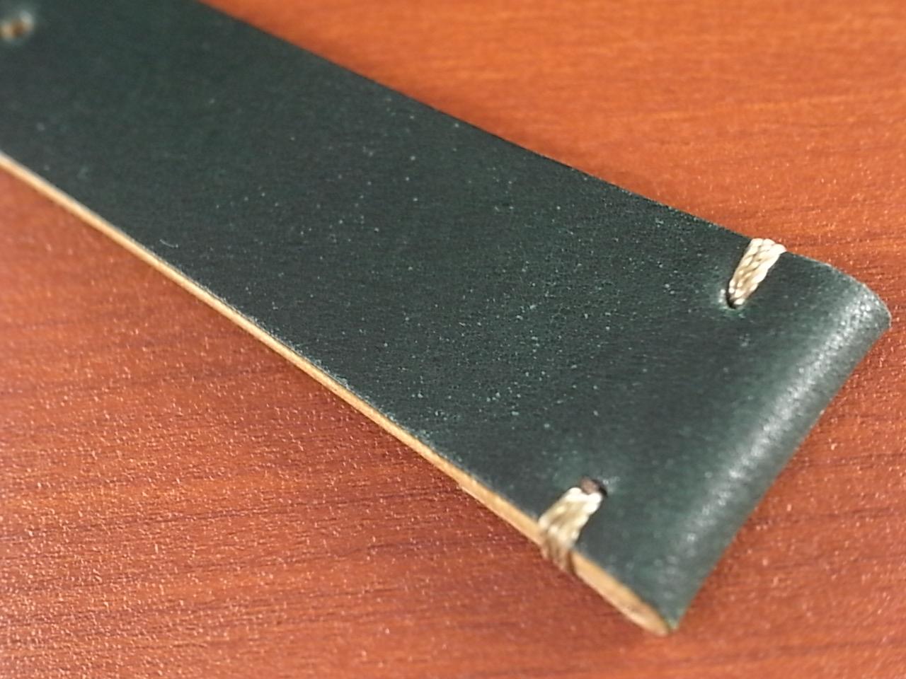 ホーウィン コードバン レギュラーA グリーン 20mmの写真6枚目