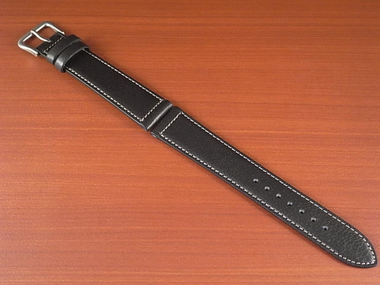 バッファロー 革ベルト 濃茶 19mm オリジナル CC-028aのメイン写真