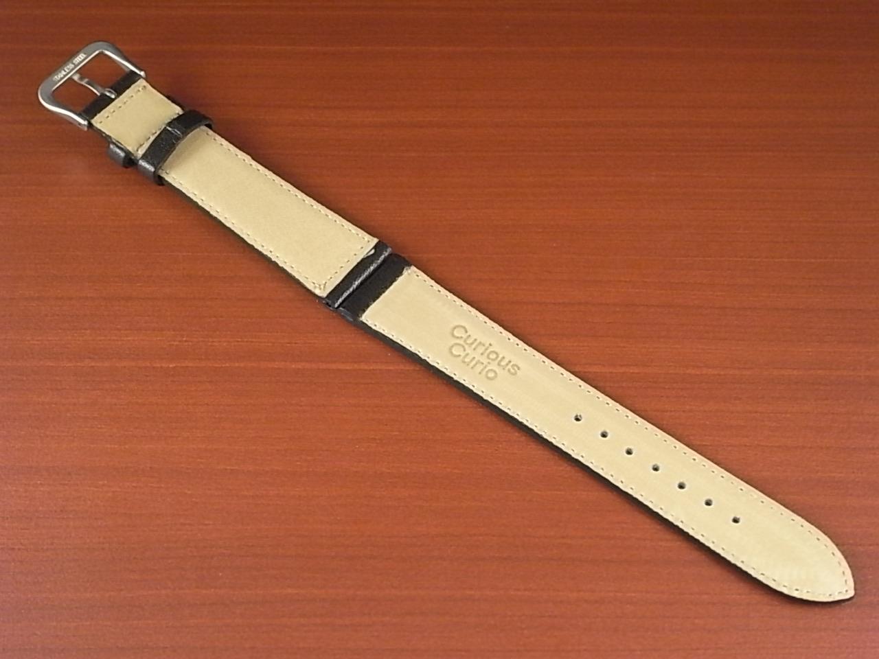 バッファロー 革ベルト 濃茶 19mm オリジナル CC-028aの写真2枚目