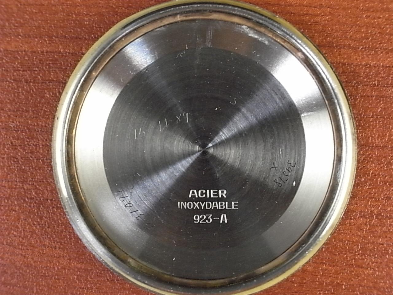 レマニア 2トーンダイアル キャリバー3000 スクリューバック 1950年代の写真6枚目