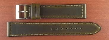 ホーウィン クロムエクセル レギュラー オリーブ 16、17、18、19、20mm
