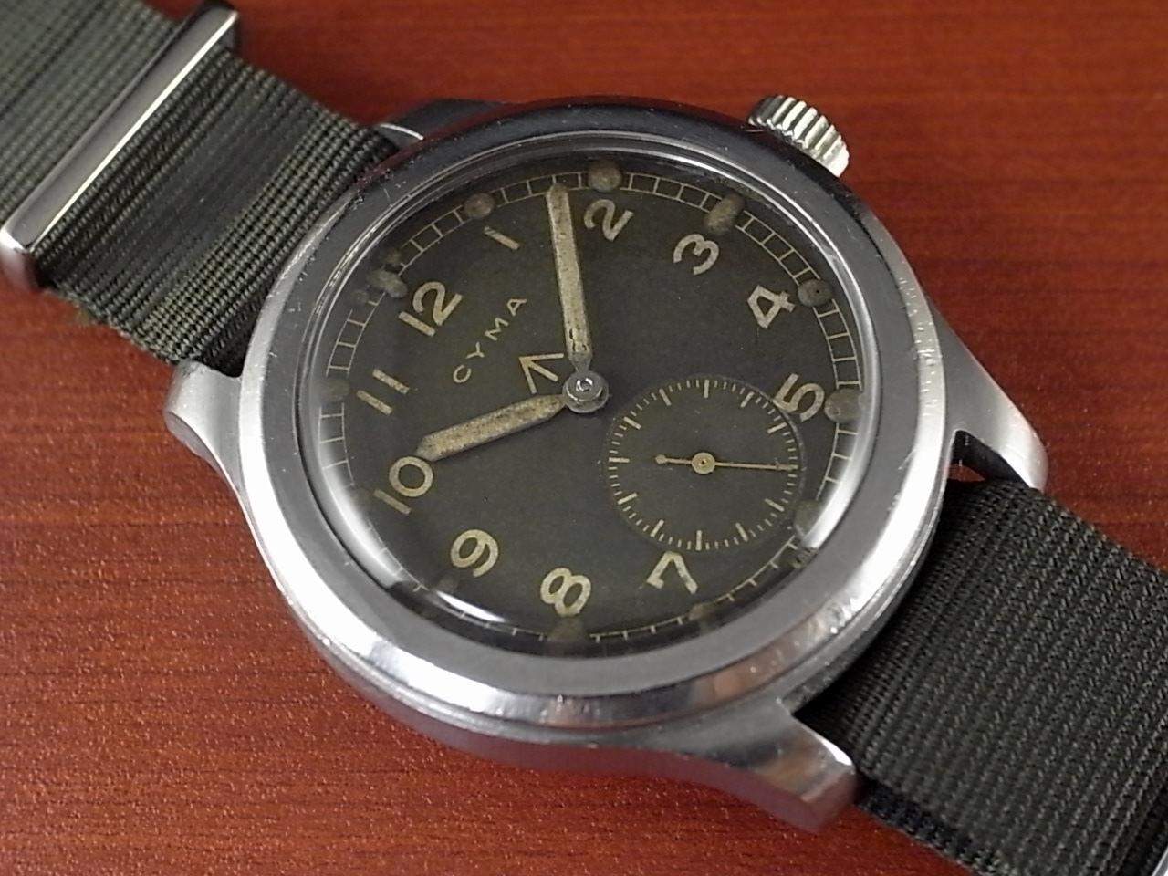 シーマ 軍用時計 イギリス陸軍 W.W.W. ラージケース 第二次世界大戦 1940年代のメイン写真