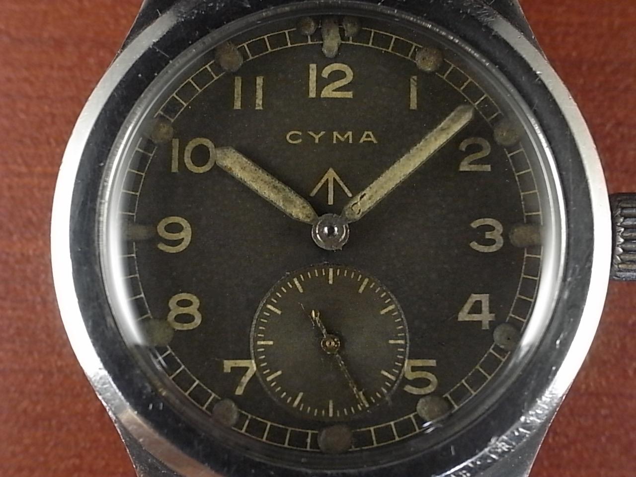 シーマ 軍用時計 イギリス陸軍 W.W.W. ラージケース 第二次世界大戦 1940年代の写真2枚目