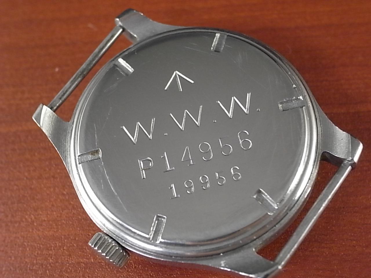 シーマ 軍用時計 イギリス陸軍 W.W.W. ラージケース 第二次世界大戦 1940年代の写真4枚目