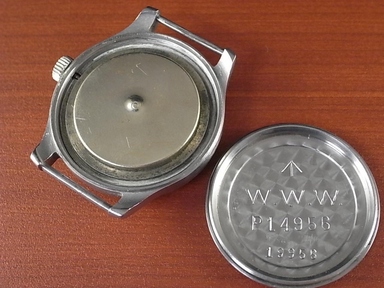 シーマ 軍用時計 イギリス陸軍 W.W.W. ラージケース 第二次世界大戦 1940年代の写真6枚目