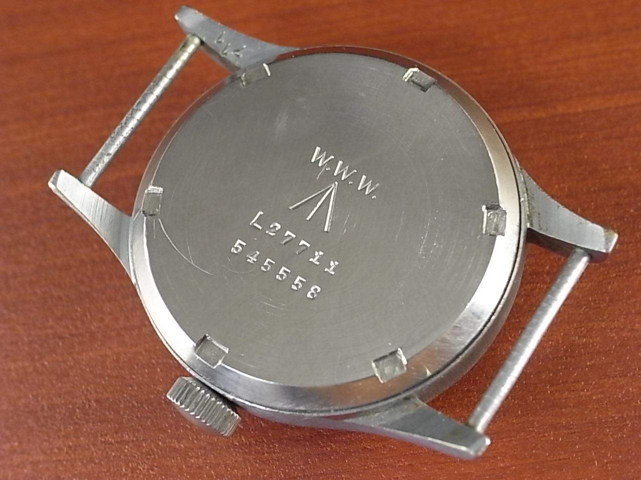 レコード 軍用時計 イギリス陸軍 W.W.W. 第二次世界大戦 1940年代の写真4枚目