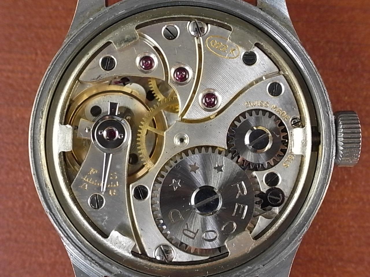 レコード 軍用時計 イギリス陸軍 W.W.W. 第二次世界大戦 1940年代の写真5枚目