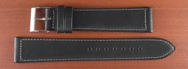 ホーウィン クロムエクセル レギュラー ネイビー 16、17、18、19、20mm