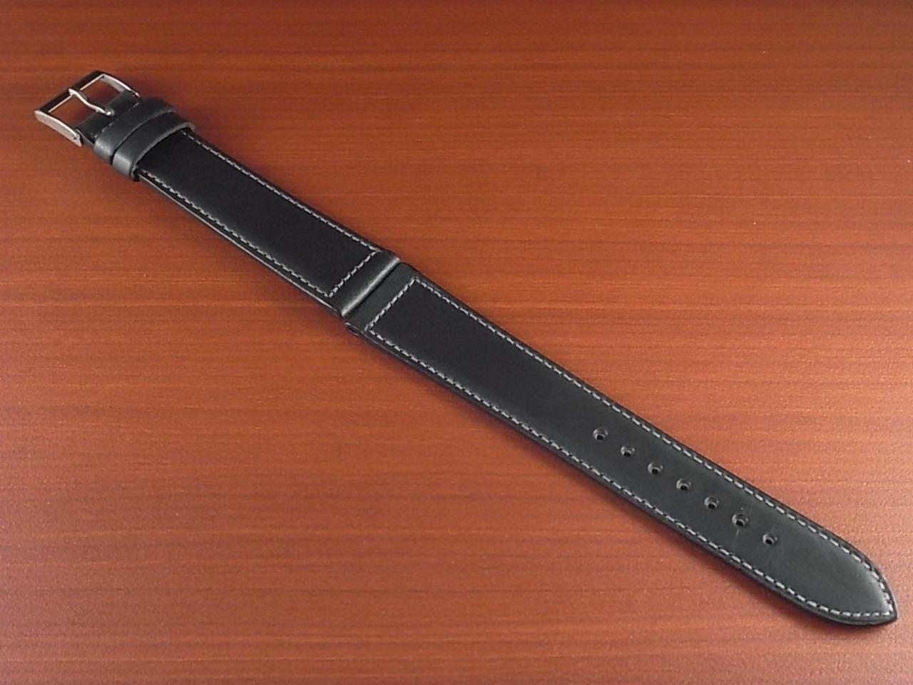 ホーウィン クロムエクセル レギュラー ネイビー 16、17、18、19、20mmのメイン写真