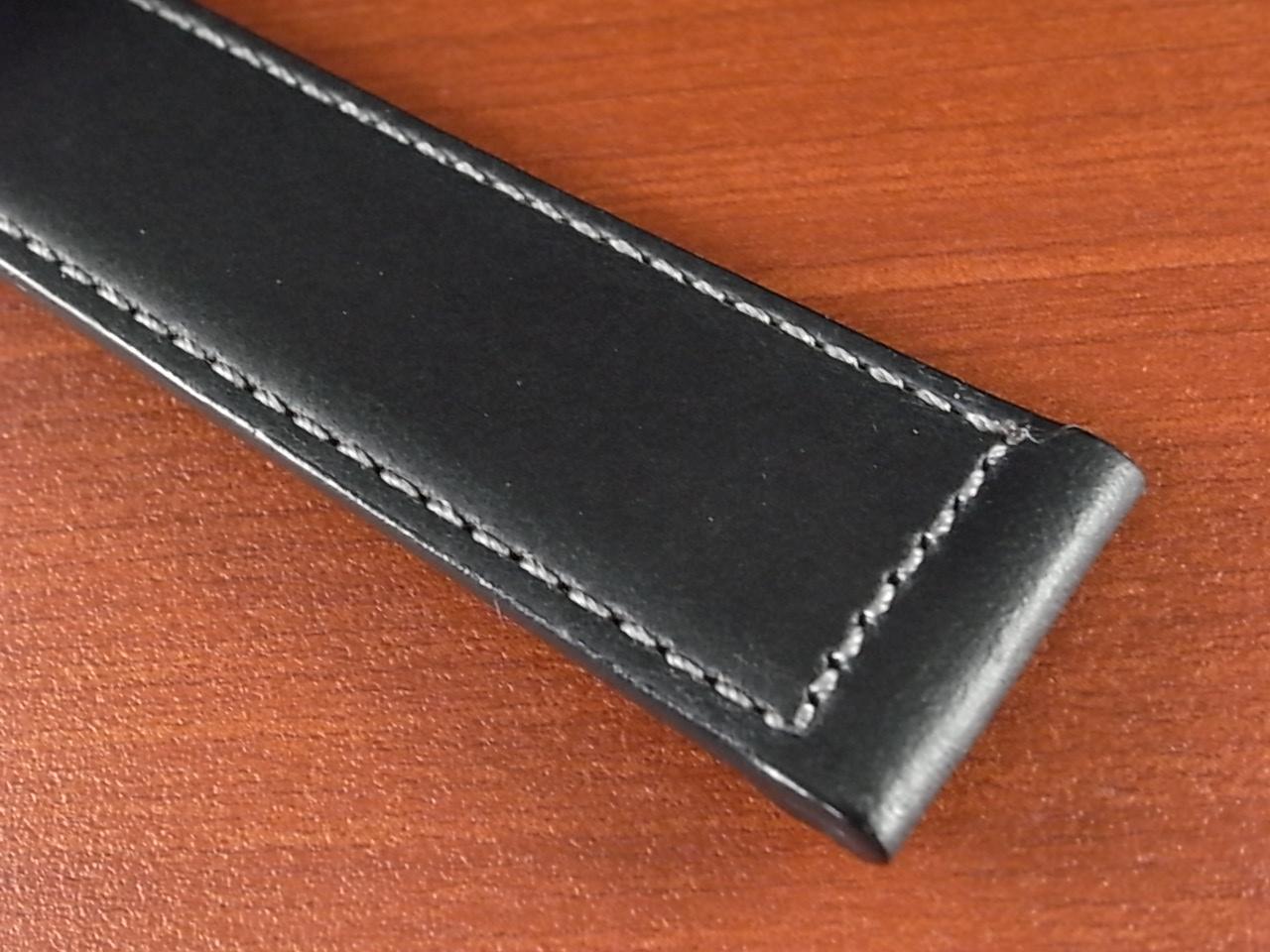 ホーウィン クロムエクセル レギュラー ネイビー 16、17、18、19、20mmの写真5枚目