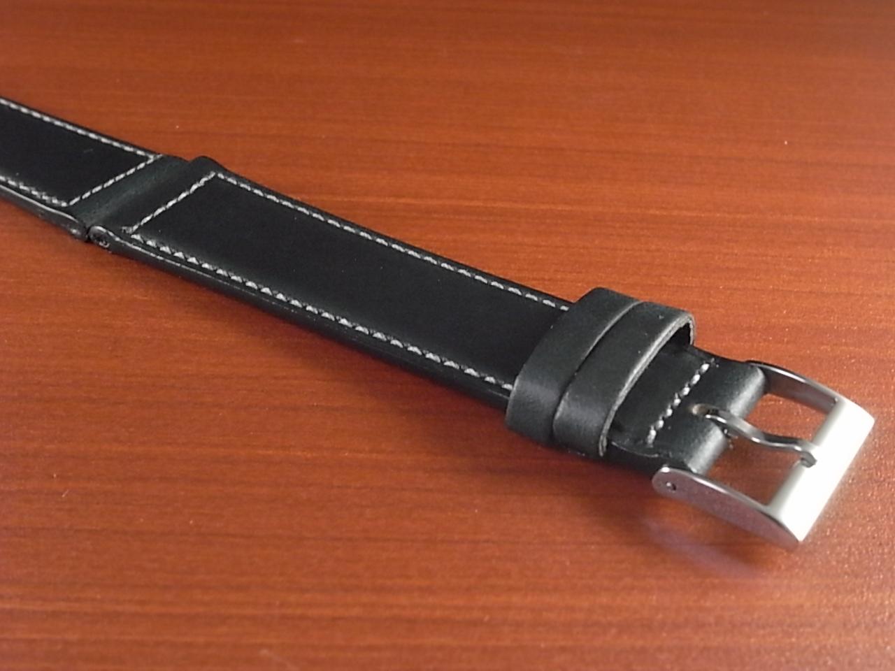 ホーウィン クロムエクセル レギュラー ネイビー 16、17、18、19、20mmの写真6枚目