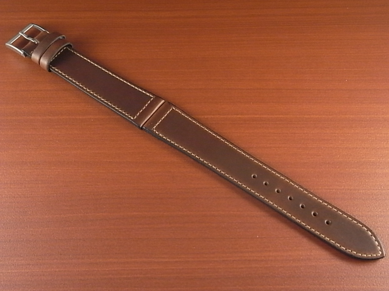 ホーウィン クロムエクセル レギュラー ティンバー 16、17、18、19、20mmのメイン写真