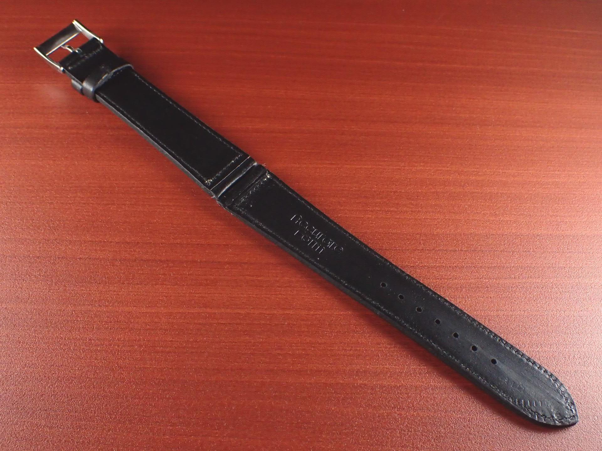 ホーウィン クロムエクセル レギュラー ブラック 16、17、18、19、20mmの写真2枚目