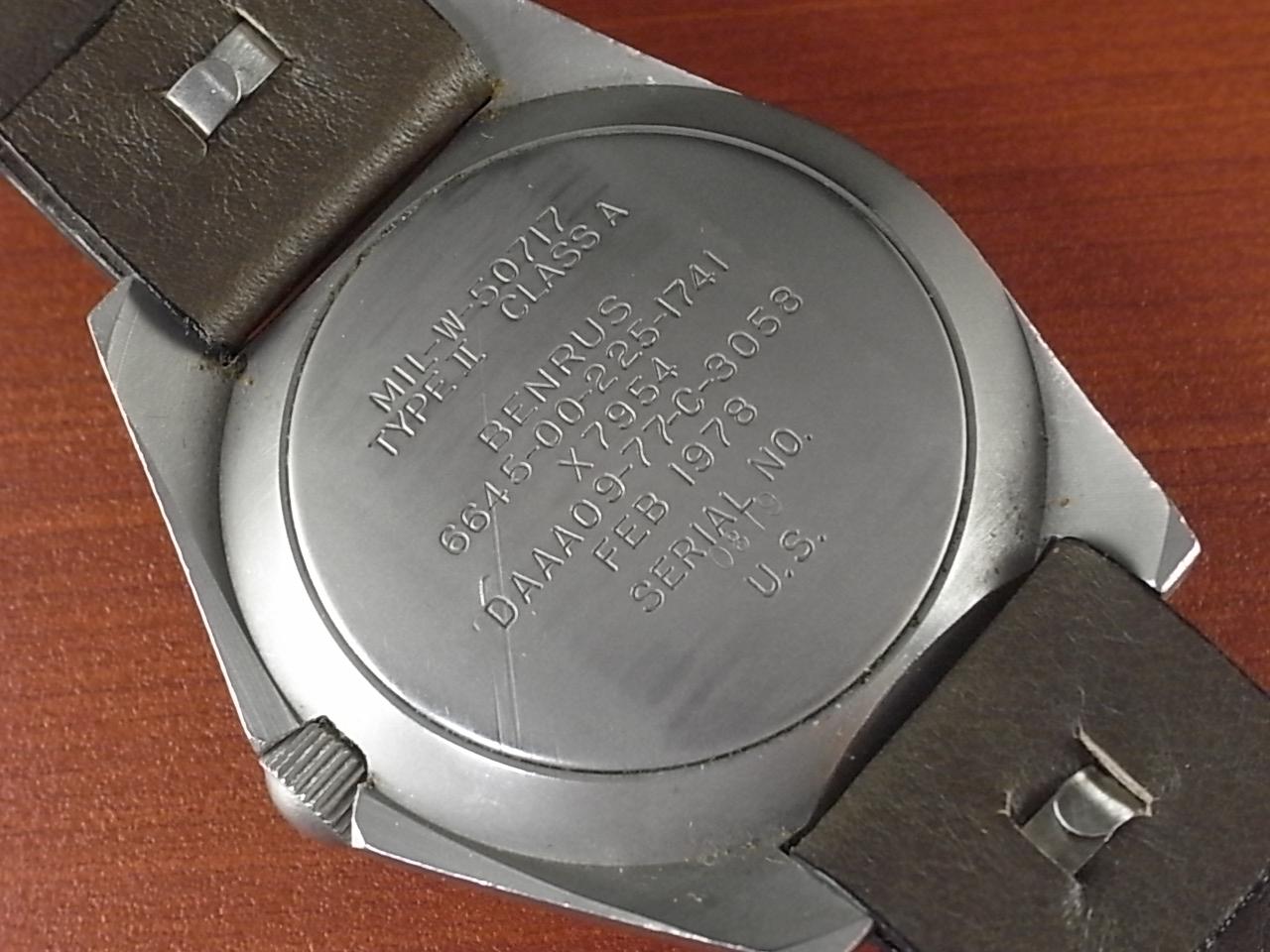 ベンラス ミリタリー タイプⅡクラスA 米軍特殊部隊 1978年製の写真4枚目