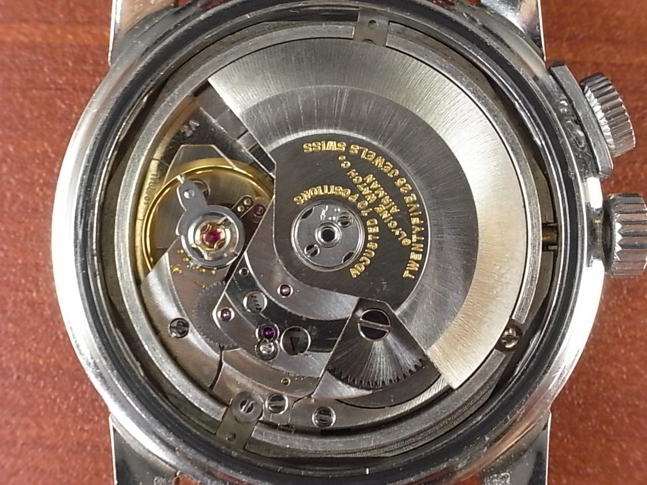 ロータリー エアマン byグリシン パイロットウォッチ BOX・ベルト付き 1960年代の写真5枚目