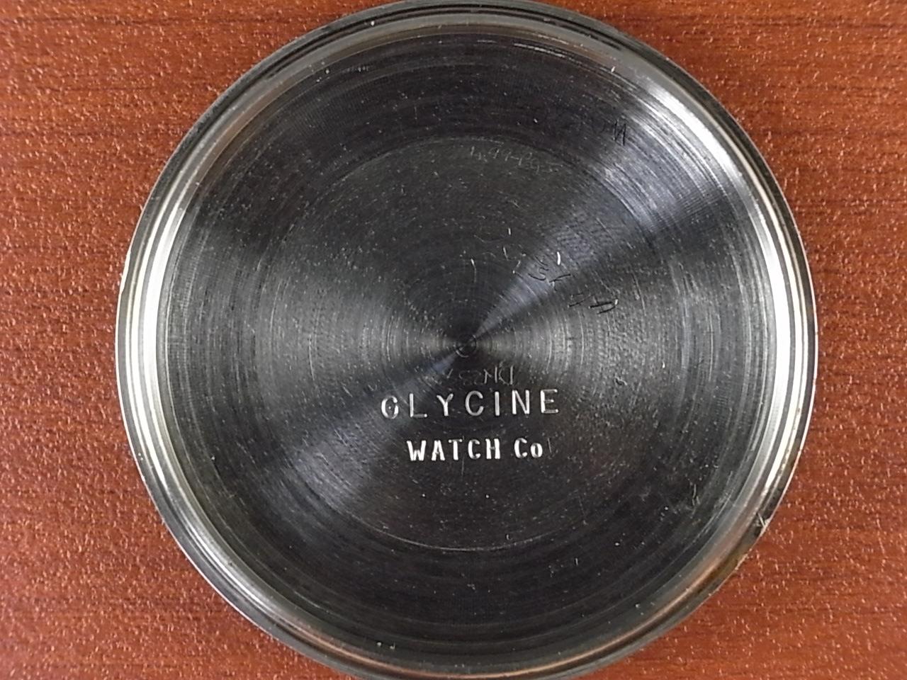 ロータリー エアマン byグリシン パイロットウォッチ BOX・ベルト付き 1960年代の写真6枚目