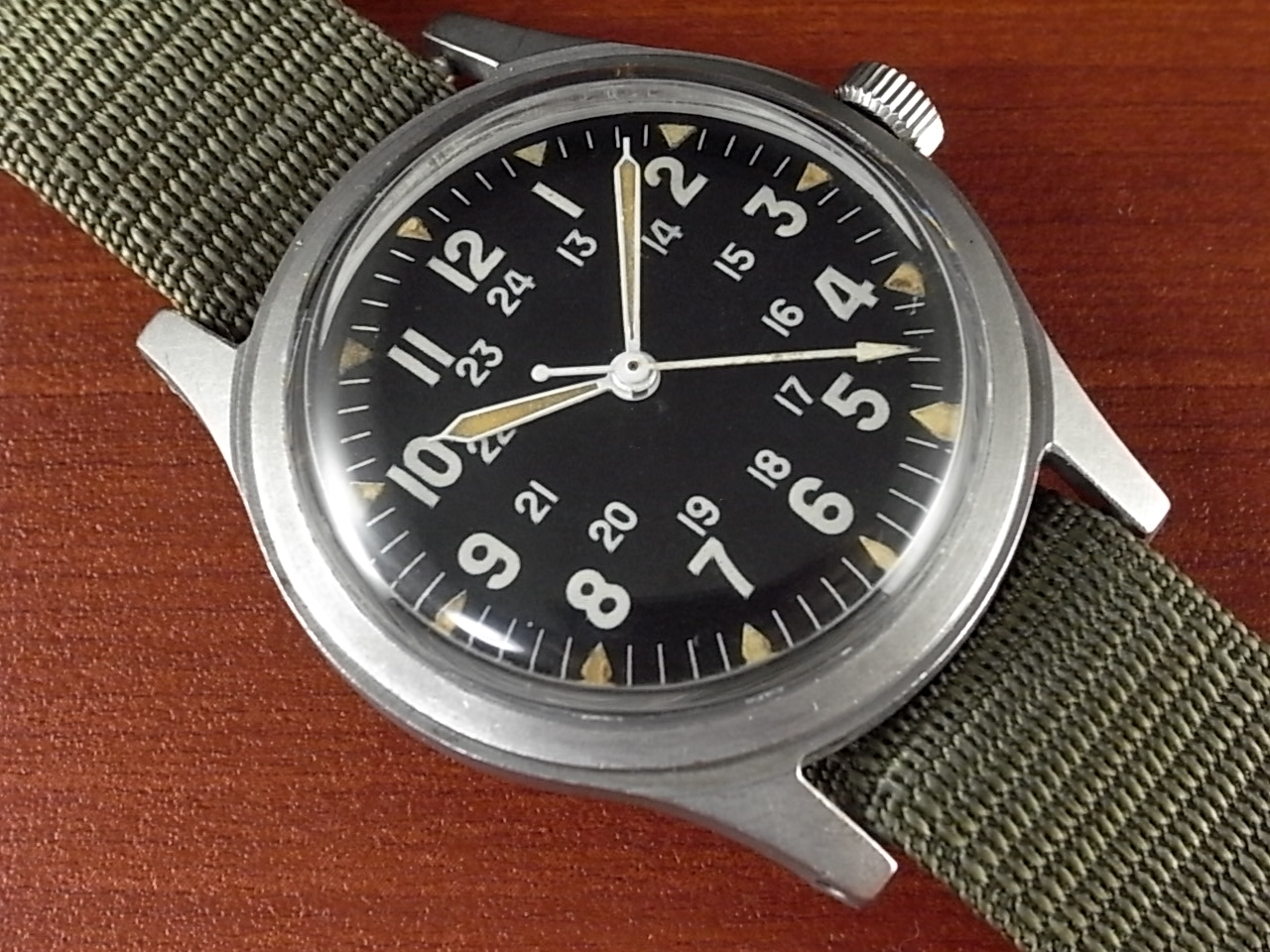 ハミルトン 米軍 GG-W-113 ベトナム戦争 1960年代のメイン写真
