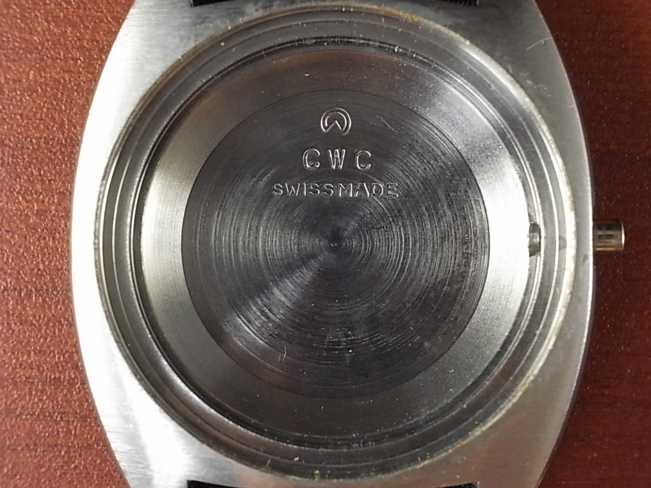 CWC ミリタリー イギリス陸軍 W10 トノーケース 1970年代の写真6枚目