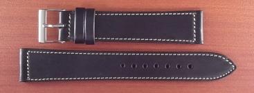 ホーウィン クロムエクセル レギュラー ブラック 16、17、18、19、20mm