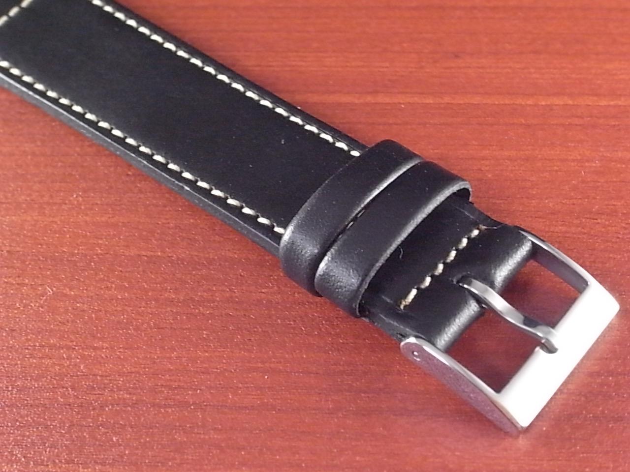 ホーウィン クロムエクセル レギュラー ブラック 16、17、18、19、20mmの写真3枚目