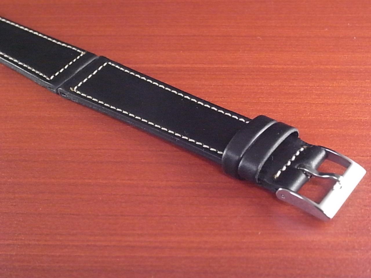 ホーウィン クロムエクセル レギュラー ブラック 16、17、18、19、20mmの写真6枚目