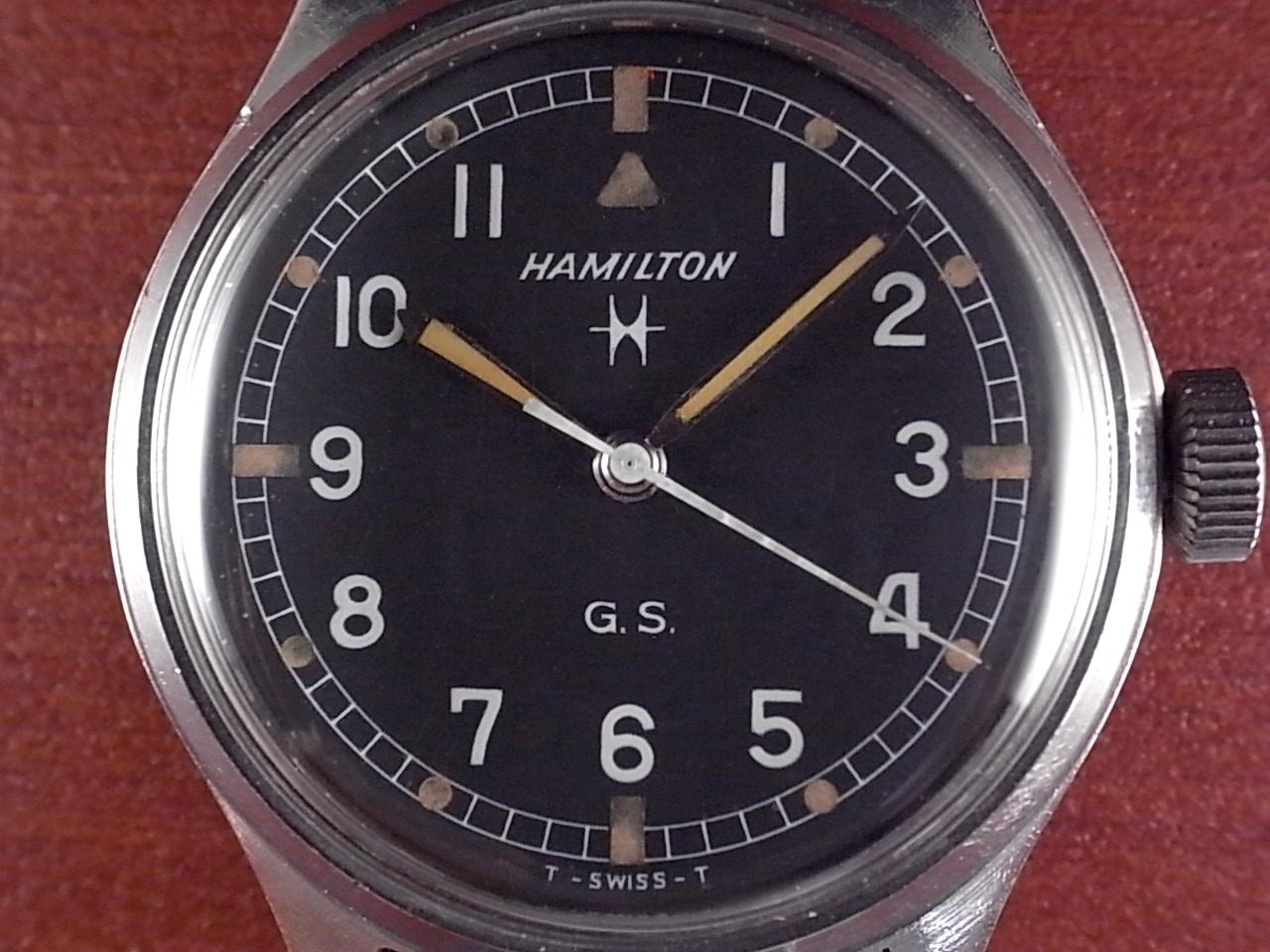 ハミルトン G.S. トロピカライズド ミリタリースペック 1960年代 の写真2枚目