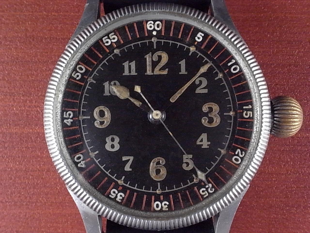 精工舎 天測時計 旧日本海軍航空隊 太平洋戦争 1940年代の写真2枚目