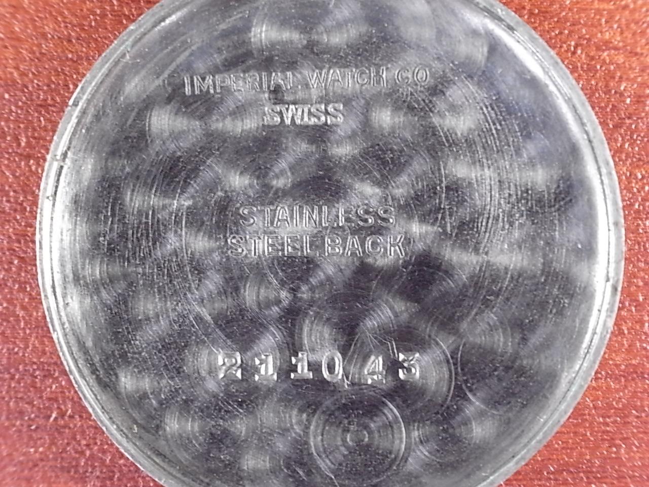 インペリアル レディース アールデコ シリンダーケース 1940年代の写真6枚目