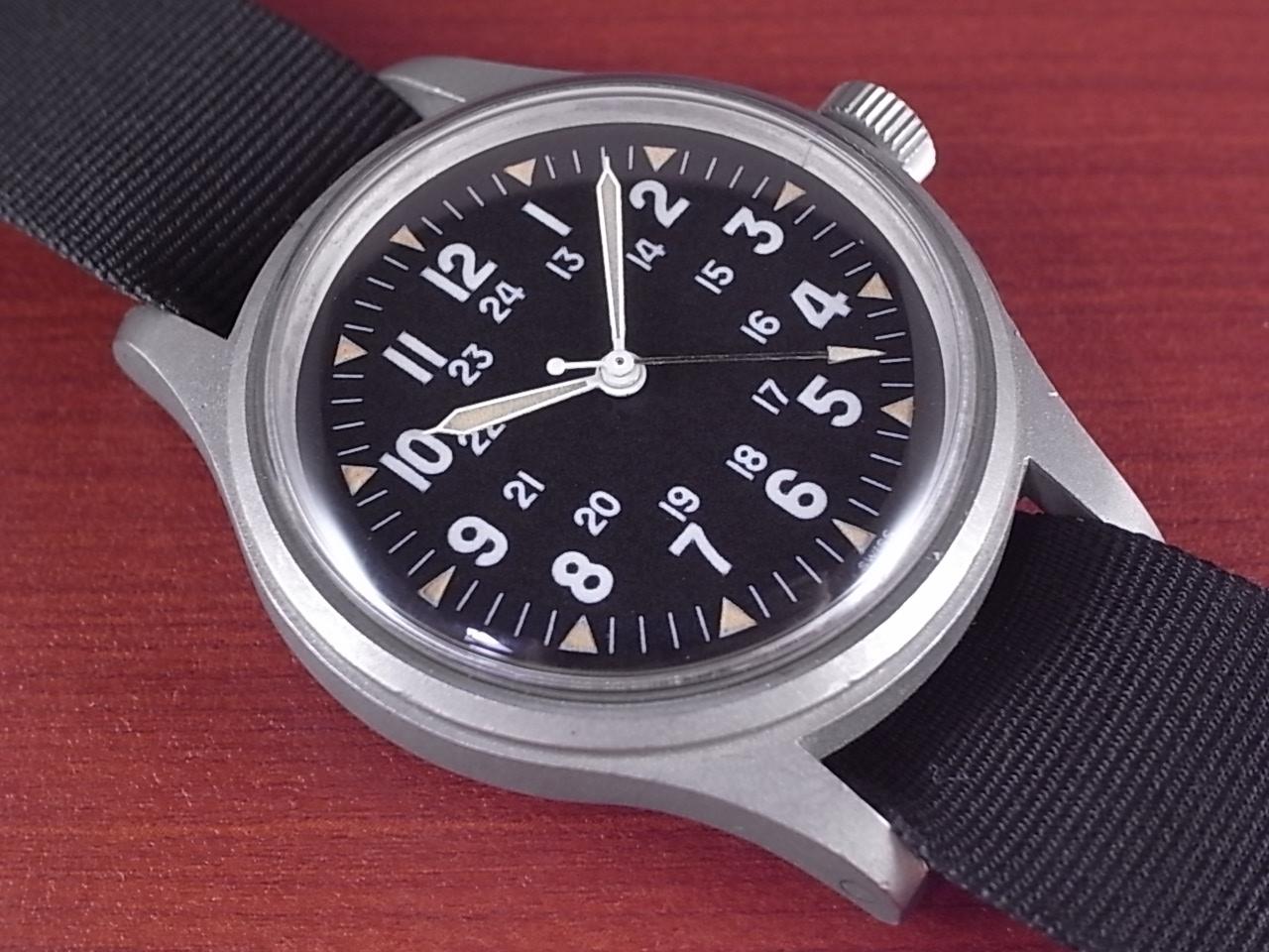 ハミルトン アメリカ空軍 FAPD 5101 TYPE1ナビゲーション ベトナム戦争 1970年代のメイン写真