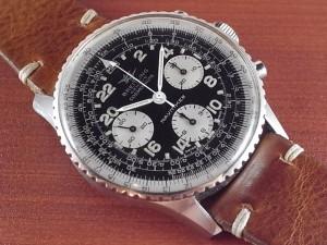 ブライトリング コスモノート ナビタイマー 24時間時計 1960年代