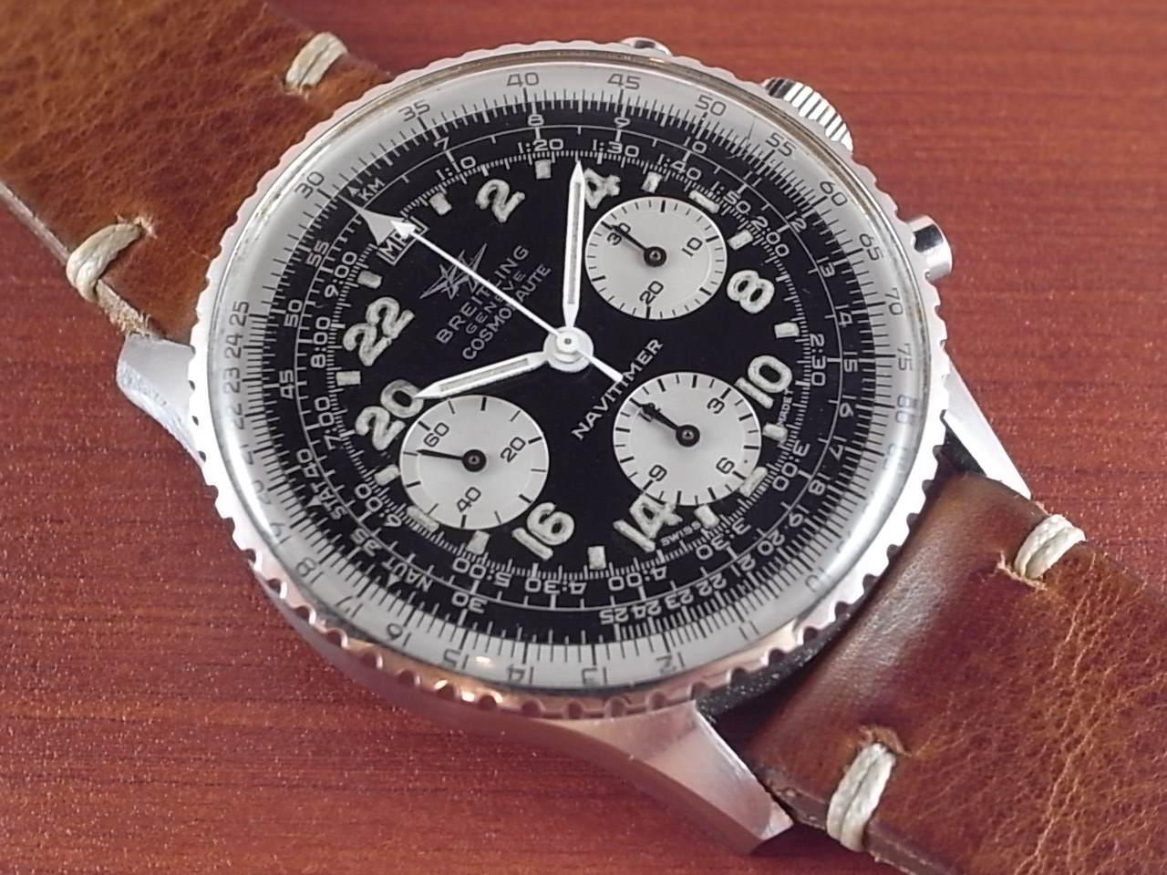 ブライトリング コスモノート ナビタイマー 24時間時計 1960年代のメイン写真